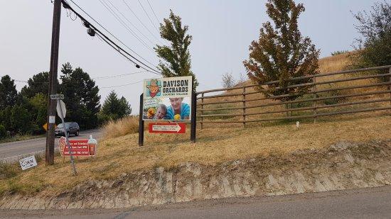 Vernon, Canada: Davison Orchards Country Village