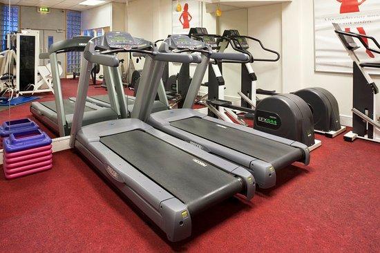 Holiday Inn Bolton Centre: Gymnasium
