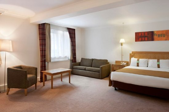 Holiday Inn Bolton Centre: Accessible Guest Bedroom