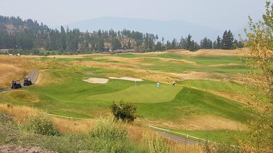 Vernon, كندا: Predator Ridge Golf Resort