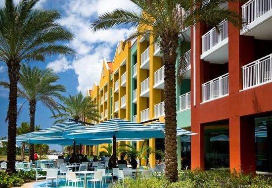 Renaissance Curacao Resort & Casino: Exterior