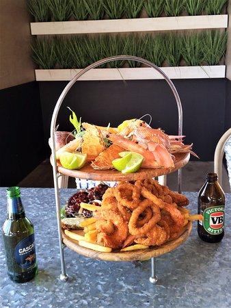 Остров Бриби, Австралия: Seafood platter
