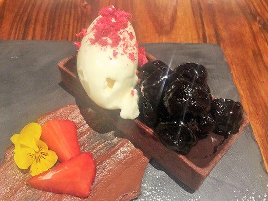 Penrith, Australien: Dessert
