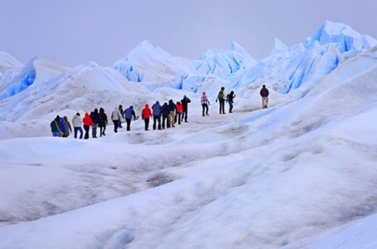 Perito Moreno Glacier Big Ice Trek ...