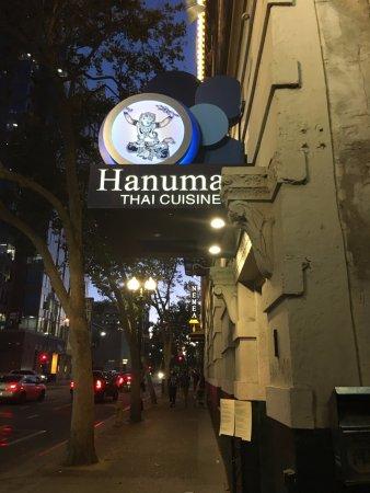Hanuman Thai Restaurant San Jose Ca