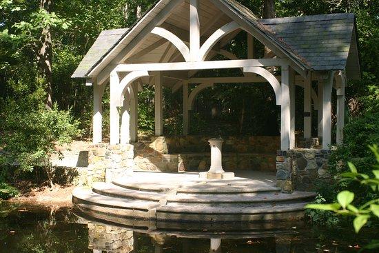 Sarah P. Duke Gardens : Peace