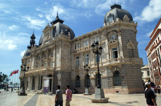 Shore Excursion: 4-Hour Cartagena