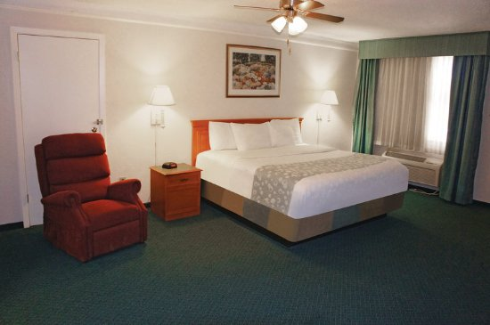 Fort Stockton, TX: Guest Room