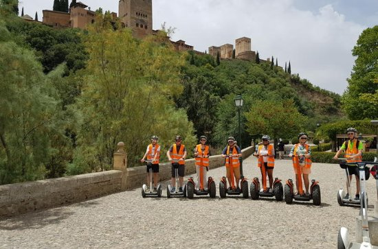 Granada Segway Tour to Albaicin and ...