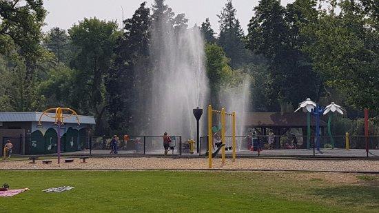Βέρνον, Καναδάς: Polson Park