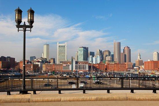The Westin Boston Waterfront: Boston Skyline