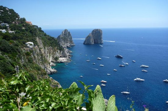 Full-Day Capri Island Cruise from...