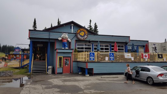 Silver Star, Kanada: Bulldog Grand Cafe