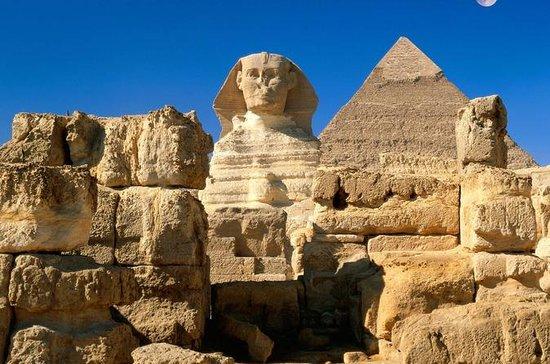 Tagesausflug von Hurghada nach Kairo...