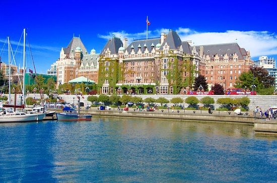 Full-Day Vancouver to Victoria Tour...