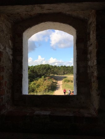 Jutland, Danimarca: View out the window