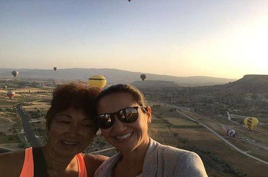 Cappadocia Deluxe Ballonfahrt