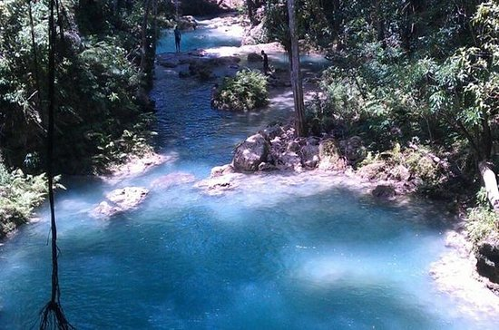 Blue Hole Tour d'Ocho Rios