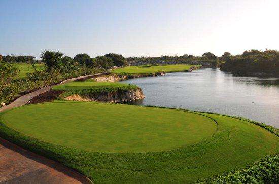 Championship Course 18 holes Designed for Robert Trent Jones II...