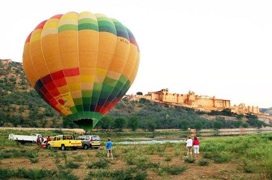 Jaipur's Balloon Safari - Fly Over the Pink City