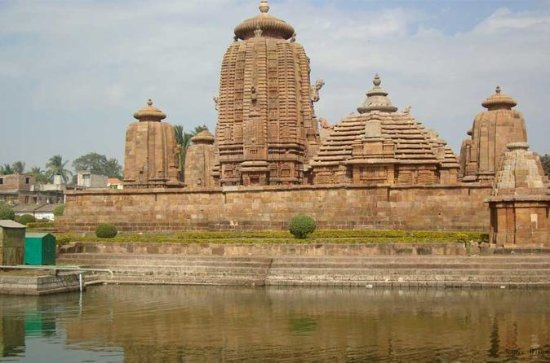 Bhubaneshwar Temple Tour with Private...