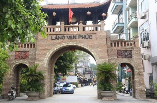 VAN PHUC SILK VILLAGE HALF DAY TOUR
