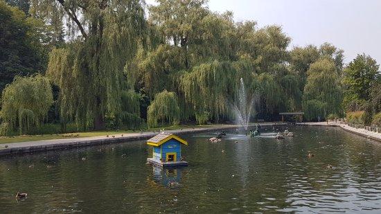 Vernon, Canadá: Polson Park