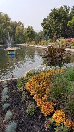 Vernon, Canada: Polson Park