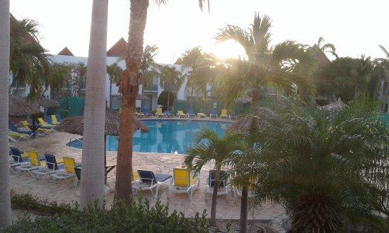 The Mill Resort & Suites Aruba: Vista desde la habitacion