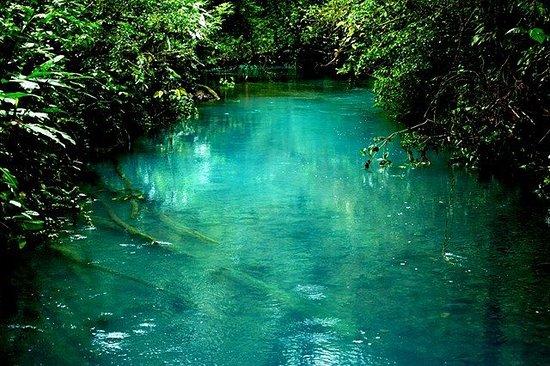 Tenorio Volcano National Park, Kosta Rika: amazing place, rio celeste