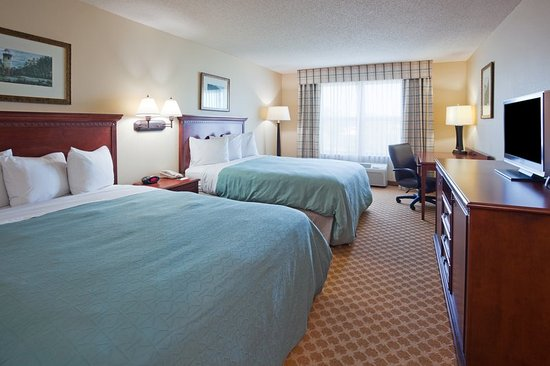 CountryInn&Suites Marinette GuestRoomDouble