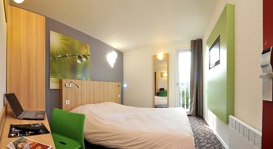 Hotel balladins Trappes: Double