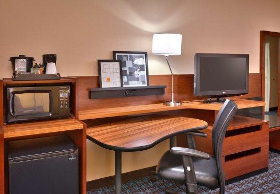 Draper, UT: Guest Room Work Area