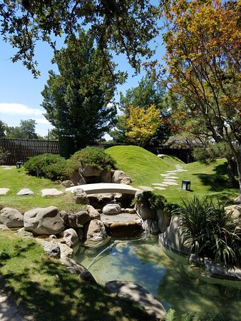 San Antonio Botanical Garden: Japanese Tea Garden