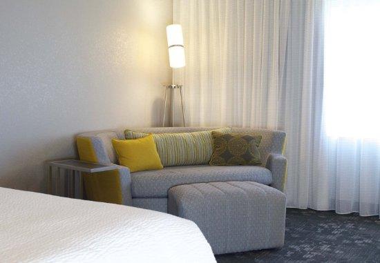 Arden, Carolina del Norte: Guest Room Seating Area