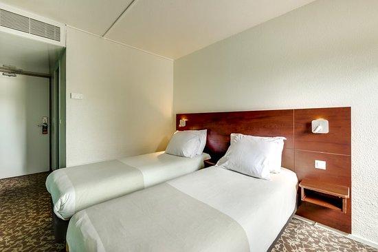 Hotel balladins Bobigny: Twin