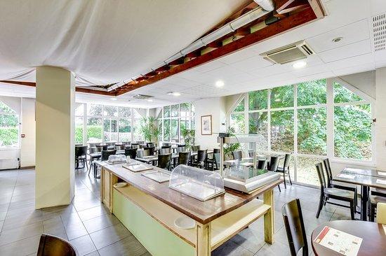 Hotel balladins Bobigny: Restaurant