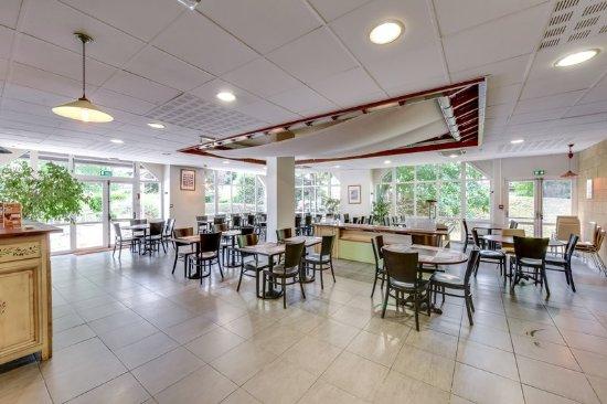 Hôtel balladins Bobigny: Restaurant