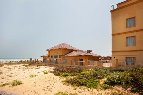 La Quinta Inn & Suites South Padre Island : Beach