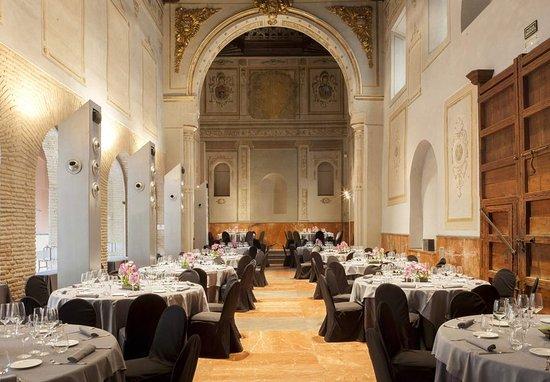 AC Palacio De Santa Paula, Autograph Collection: Gran Forum Meeting Room - Banquet Setup