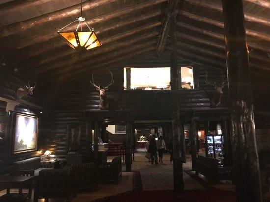 El Tovar Lodge Dining Room, Grand Canyon National Park ...