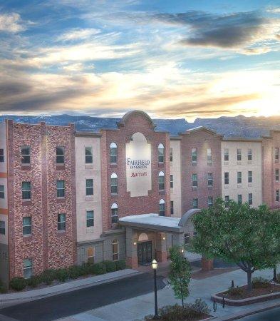 Fairfield Inn & Suites Grand Junction Downtown/Historic Main Street: Exterior