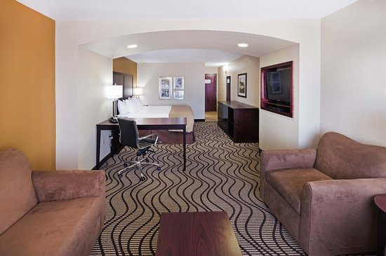 Floresville, TX: Guest Room