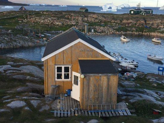 Qeqertarsuaq, Greenland: Godhavn