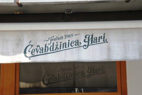 Travnik, Bosnia e Erzegovina: Cevabdzinica Hari