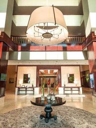 Irving, TX: Westin Lobby