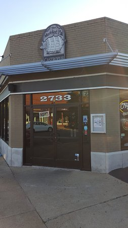 Maplewood, MO: Front doors