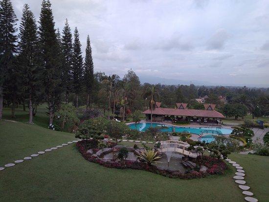 Pondok Brastagi, Indonesia: Nice view from room