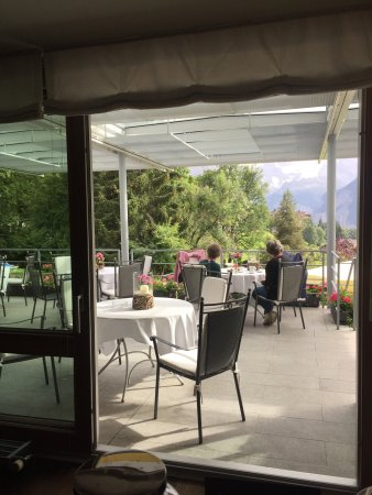 Beausite Park Hotel: Best hotel in wengen