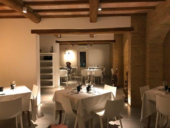 Gavorrano, Italia: L'interno